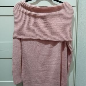 Beautiful Cowl Neck!